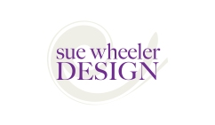 Sue Wheeler Design Logo