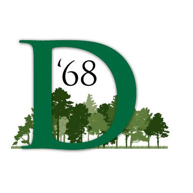 Dartmouth College Class of '68 Reunion Logo