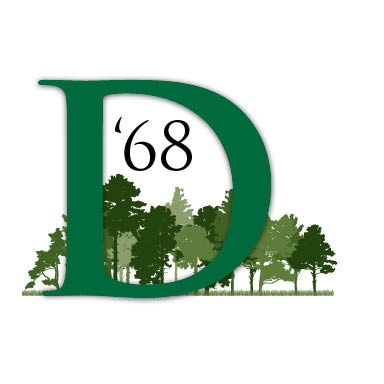 Dartmouth College Class of '68 Reunion Logo