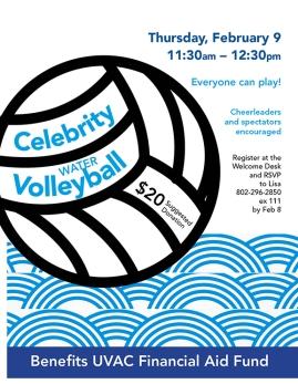 Celeb Volleyball