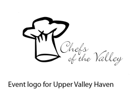 Chef Logo - Upper Valley Haven