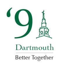 Dartmouth College Class of '91 Class Reunion Logo