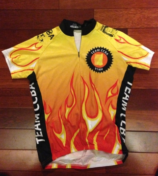 Upper Valley NH/VT Cycling Jersey