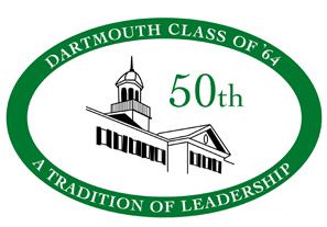 Dartmouth College Class of '64 Class Reunion Logo