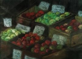 Lotsa Apples-Pastel