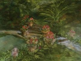 Provence Garden-Pastel