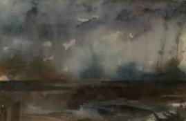 Seascape-Watercolor
