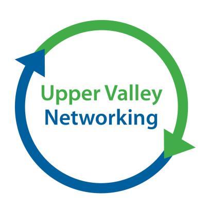 Upper Valley Networking Logo
