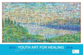 Youth Art For Healing Mosaic 2016