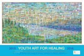 Youth Art For Healing Mosaic 2016